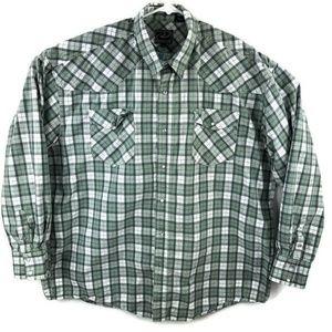 Roper Western Pearl Snap Shirt